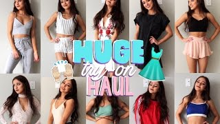 Video ♡ HUGE AFFORDABLE TRY-ON HAUL | SHOP ULALA, YOINS | AMI CLUBWEAR ♡ MP3, 3GP, MP4, WEBM, AVI, FLV Maret 2019