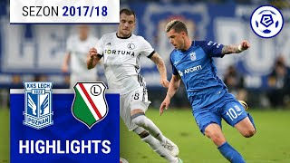 Video Lech Poznań - Legia Warszawa 3:0 [skrót] sezon 2017/18 kolejka 11 MP3, 3GP, MP4, WEBM, AVI, FLV Desember 2018