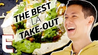 LA's Best Take Out Is In This Guy's Driveway — Dining on a Dime by Eater
