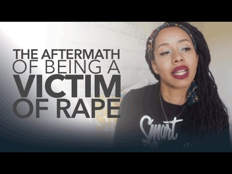The Aftermath of Being a Victim of Rape | #SmartBrownGirl​​​ | Jouelzy​​​