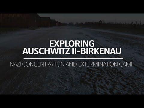 Exploring Auschwitz II–Birkenau  WARNING Extremely Eerie...