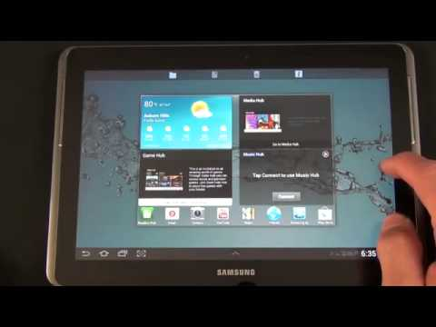 Samsung Galaxy Tab 2 (10.1 ) Unboxing & Review
