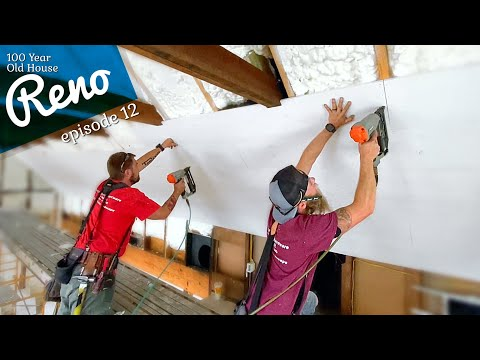 Renovating A 100-Year-Old House | Episode 12