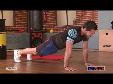 Fat Burner - HIIT #173 - We Are Fitness