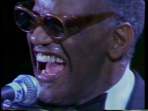"RAY CHARLES ""I Can't Stop Loving You"""