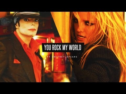 Michael Jackson ft Britney Spears - You Rock My World [2013 Music Video]