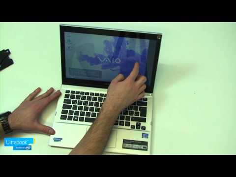 Sony VAIO SVT1312M1ES 33,7cm (13,3