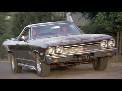 '68 El Camino chased by '72 Matador
