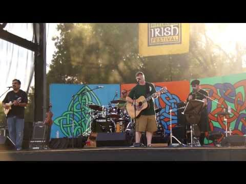 Corned Beef and Curry Band at the 2013 Pittsburgh Irish Festival - Ho Hey
