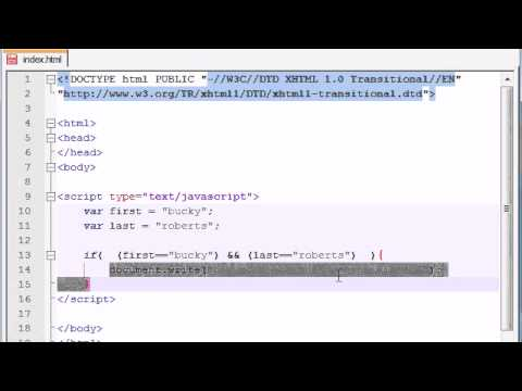 JavaScript - Complex Conditions