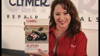 6. Clymer Manuals Suzuki GSX-R1000 GSX-R Manual GSXR Manual Repair Shop Service gsxr.com Video