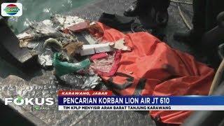 Video Tim SAR Temukan Bagian Tubuh Korban Lion Air 7 Mile dari Titik Awal Terjatuh - Fokus MP3, 3GP, MP4, WEBM, AVI, FLV November 2018