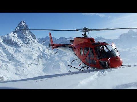 Ελβετία: «Βούλιαξε» στο χιόνι το Ζερμάτ