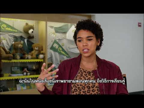 Love, Simon - Alexandra Shipp Interview (ซับไทย)