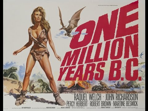 A MOVIE FOR EVERY YEAR OF MY LIFE-1966 ONE MILLION YEARS BC