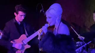 Lady Gaga Surprise Performance in Hollywood 3/14