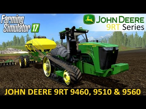 John Deere 9RT by KMN Modding