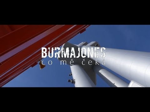Burma Jones - Burma Jones - Co mě čeká (Official)