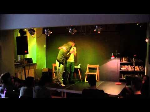Kabaret Wyszukanych Dżentelmenów - Sposoby radzenia sobie z klientem