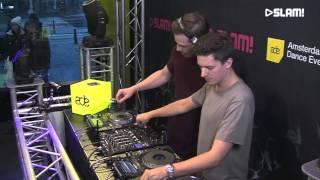 Firebeatz - Live @ SLAM! MixMaraton ADE 2015