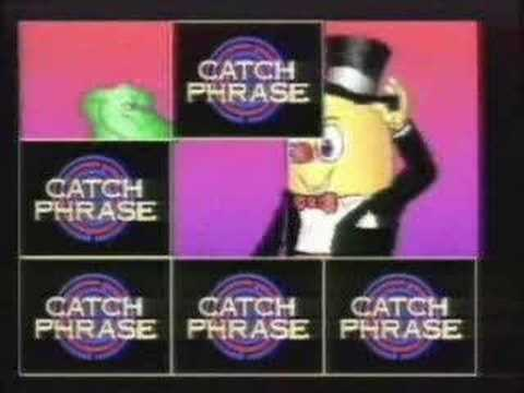 TV Outtakes - Catchphrase Blooper