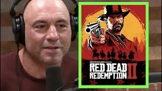 Joe Rogan on Red Dead Redemption 2