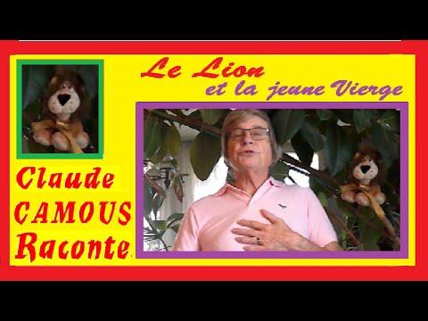 Le Lion et la jeune Vierge :
