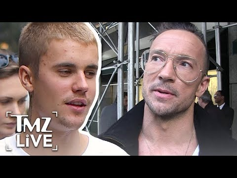 Justin Bieber Ditches His Pastor! | TMZ Live