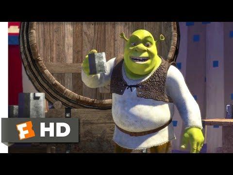 Shrek (2001) - Kill the Ogre Scene (3/10)   Movieclips