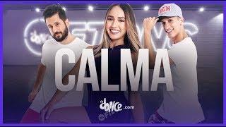 Calma  Pedro Capó Farruko  FitDance Life Coreografía Dance Video