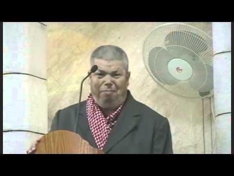 خطبة الجمعة لفضيلة الشيخ عبد الله 14/12/2012