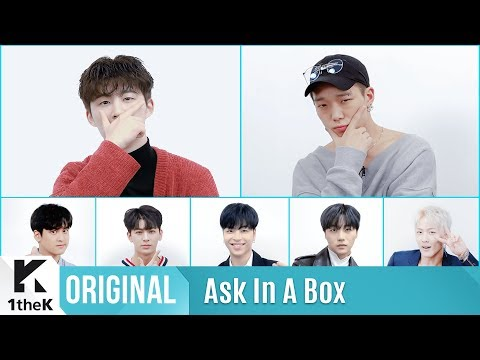 ASK IN A BOX(에스크 인 어 박스): iKON(아이콘) _ GOODBYE ROAD(이별길)
