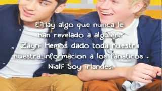 One Direction Hechos en español 13