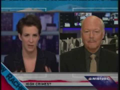 0 Media Watch | Rachel Maddow Reveals Bush Spied On All Of Us!