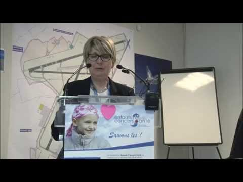 Marie-Hélène NGUYEN présidente d'ECS - Salon du Bourget 2015
