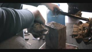 8. A Arm bushing replacement 0001