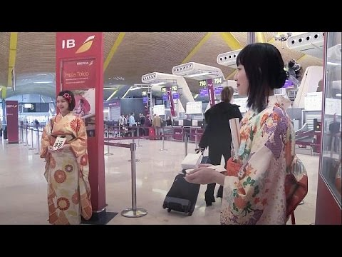 Ξεκινούν απευθείας πτήσεις Ισπανία-Ιαπωνία
