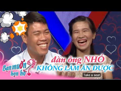 Chết cười với cô giáo gốc Huế tại chương trình Bạn Muốn Hẹn Hò