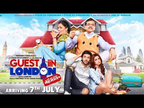 Guest in London 2017 full movie