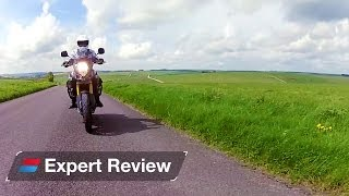 8. 2014 Suzuki V-Strom 1000 ABS bike review