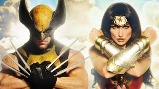 VIDEO: WONDER WOMAN vs WOLVERINE – Amazing Fan Film