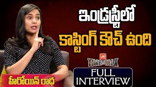 Video Actress Radha Bangaru Exclusive Interview | Casting Couch in Tollywood | Time to Talk  | YOYO TV MP3, 3GP, MP4, WEBM, AVI, FLV Juli 2018