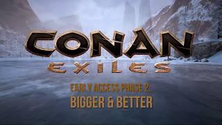 Креативный директор Conan Exiles о грядущих изменениях и дополнении «The Frozen North»