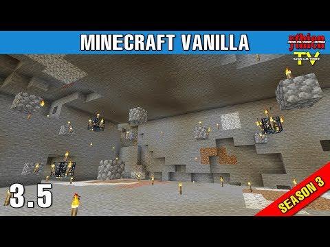 Minecraft Vanilla Livestream S03E3.5 - Khởi Động Nào - Thời lượng: 1 giờ và 48 phút.