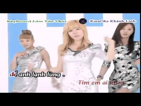 Karaoke Nhạc Sống - Gõ Cửa Trái Tim - Beat Full HD Rumba