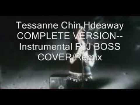 Tessanne Chin Hideaway COMPLETE VERSION-- Instrumental PJJ BOSS COVER/Remix
