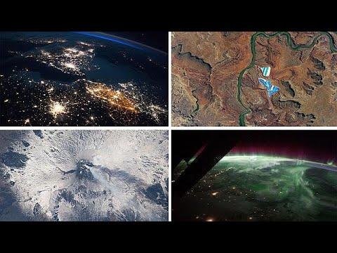 Οι 17 καλύτερες εικόνες της Γης από το Διάστημα για το 2017!