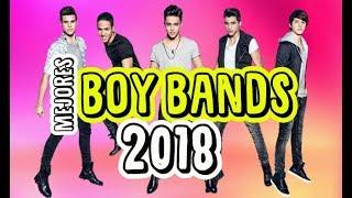 Video LAS MEJORES BOY BANDS EN ESPAÑOL - Randómetro MP3, 3GP, MP4, WEBM, AVI, FLV Maret 2019