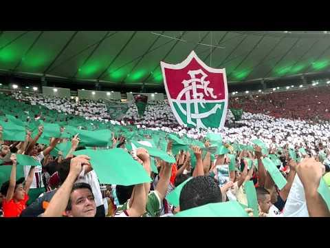 Mosaico 3d do FLUMINENSE - O Bravo Ano de 52 - Fluminense