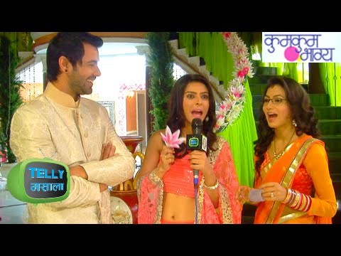 Fun time with Abhi, Pragya And Tanu In Kumkum Bhagya | Zee Tv Show